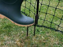 Omlet Chicken Fencing 12 Meters Free Shipping Four Legs Or Wings Pets