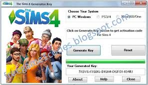 sims 4 key generator freegame1codes
