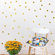 80pcs Set Geometric Polka Dots Vinyl Wall Decals Diy Wall Stickers Removable Wall Art Stickers Wallpaper Kids Bedroom Home Decor Wall Sticker Decor Muurstickers Home Decorsticker Decoration Aliexpress