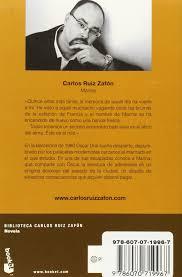 Amazon.com: Marina (Biblioteca Carlos Ruiz Zafon) (Spanish Edition ...