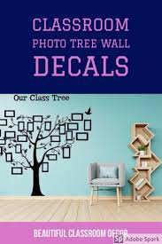 Classroom Photo Wall Decals Classroom Wall Decor Student Picture Classroom Walls