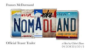 NOMADLAND | Official Teaser Trailer | Searchlight Pictures - YouTube