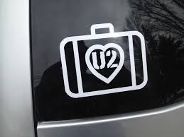 U2 Love In A Suitcase Decal On My Car Subscribers Gallery Zootopia Community