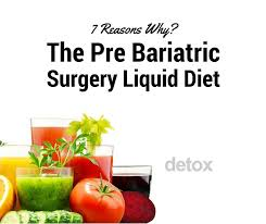 bariatric surgery liquid t