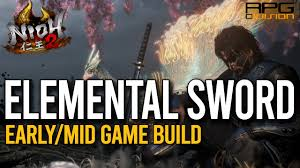 SWORD OP Early/Mid Game Build - NIOH 2 ...