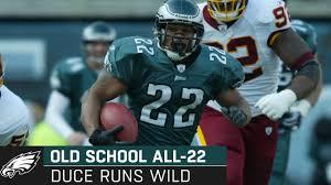 Duce Staley & the Eagles Run Wild vs. Minnesota | Old School All-22 -  YouTube