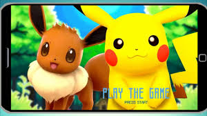 How to Download Pokemon Let's Go Pikachu on Mobile? Android & iOS ...