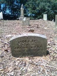 Mary Polly Bell (Pulliam) (1800 - 1886) - Genealogy