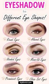 eye look with simple steps