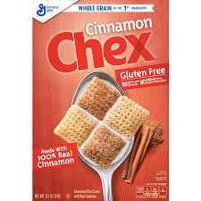 cinnamon chex cereal gluten free 12 1