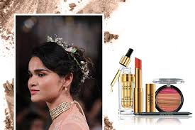 anita dongre s bridal makeup look
