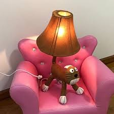 Cute Alpaca Night Light Fabric Childern Kids Bedroom Decorative Lamp For Shelf Living Room Bedroom Beautifulhalo Com