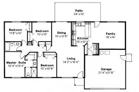 2400 sq ft house plans 1 story 2400