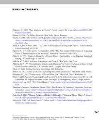 bibliography reframing organizations