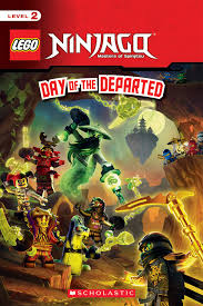 Day of the Departed (LEGO Ninjago: Reader) eBook by Scholastic ...