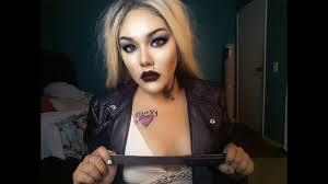 you bride of chucky makeup tutorial
