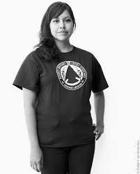 Portrait: Crystal Greene – Anishinaabe Activist   Along the Pipeline