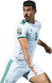 Baghdad Bounedjah football render - 55543 - FootyRenders