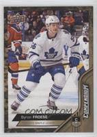 Byron Froese Hockey Cards