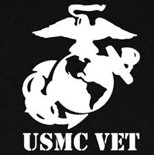 Usmc Veteran Vet Military Devil Dog Jar Head Sticker Die Cut Decal Window Vinyl Ebay