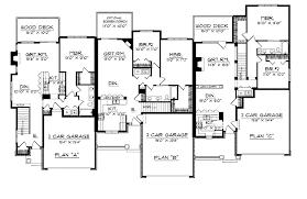 five bedroom ranch home plans