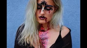 makeup ideas zombie devil