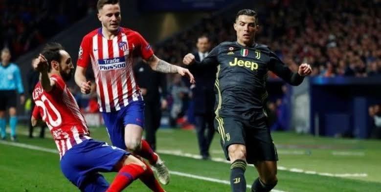 Resultado de imagen para Atlético de Madrid – Juventus