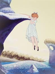 Wendy Darling, Disney's Peter Pan (1953) - | Disney bilder, Disney kunst,  Disney-figuren