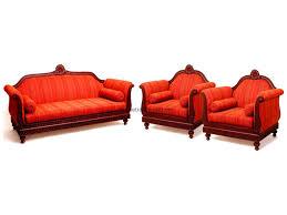 sofa sets indian teak wood sofa set