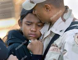 ADA Taylor Ada 11 Saipan left hugged Editorial Stock Photo - Stock ...
