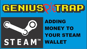 redeem steam wallet code and add funds
