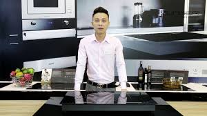 Bếp điện từ đôi Junger NKD-22 tiện ích tại Nguyễn Kim