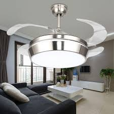 2020 modern led ceiling fans with light