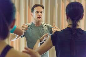 Adrian Cox — Pentagram Yoga