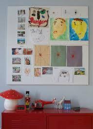 Artfully Displaying Kids Art
