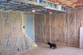 how to install drywall in basement