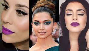 makeup ideas to go with your lbd
