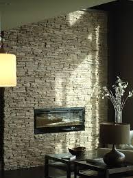 elegant electric fireplace insert in