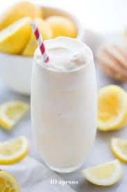 frosted lemonade recipe paleo vegan