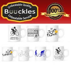 cycling bike mug cup secret santa