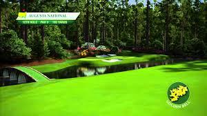 augusta national golf club s 12th hole