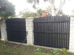 Fence Types Fence House Painting By Lincoln Painters Christchurch