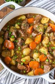 beef stew recipe homemade flavorful