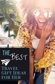 female travelers travel gift ideas