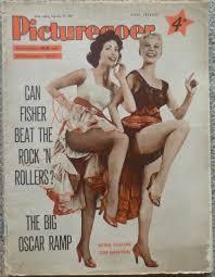 Feb 23 1957 Adele Collins and Zoe Newton   Picturegoer Feb 2…   Flickr
