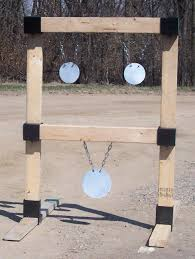 shooting target stand designs oppe