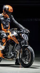 wallpaper ktm duke 790 2018 bikes 4k