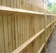 Wood Fencing Feather Edge Wood Fencing