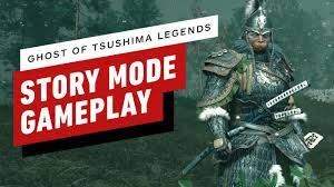 Ghost of Tsushima Legends Story Mode ...