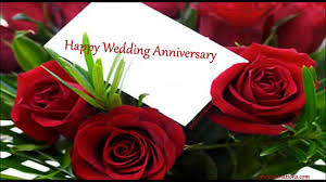 wedding anniversary rose wishes images